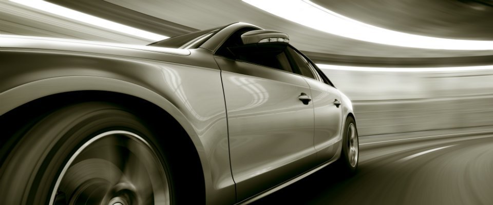 car tunnel